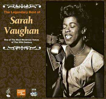 Legendary Sarah Vaughan